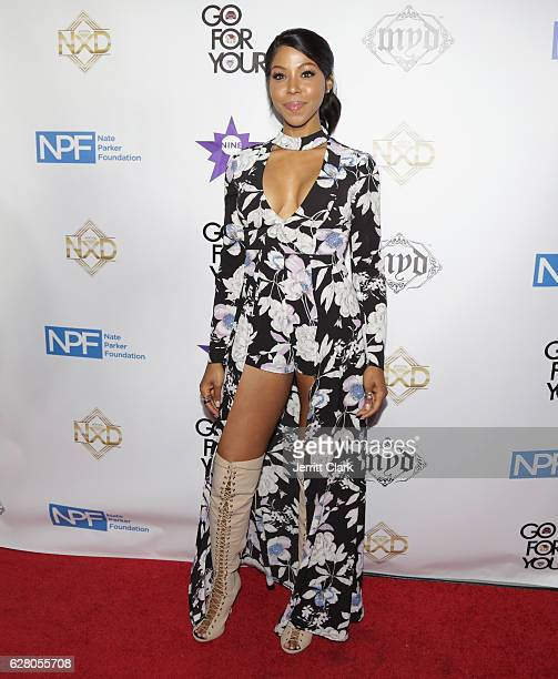 Smith attends the 9th Annual Manifest Your Destiny Toy Drive And Fundraiser on December 5 2016 in Hollywood California