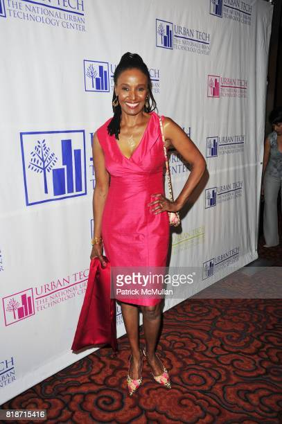 Smith attends Urban Tech Gala Dinner at Mandarin Oriental NYC on June 22 2010