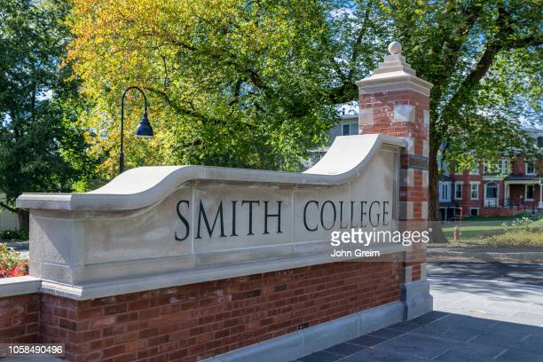 Smith College campus, a women's liberal arts college.