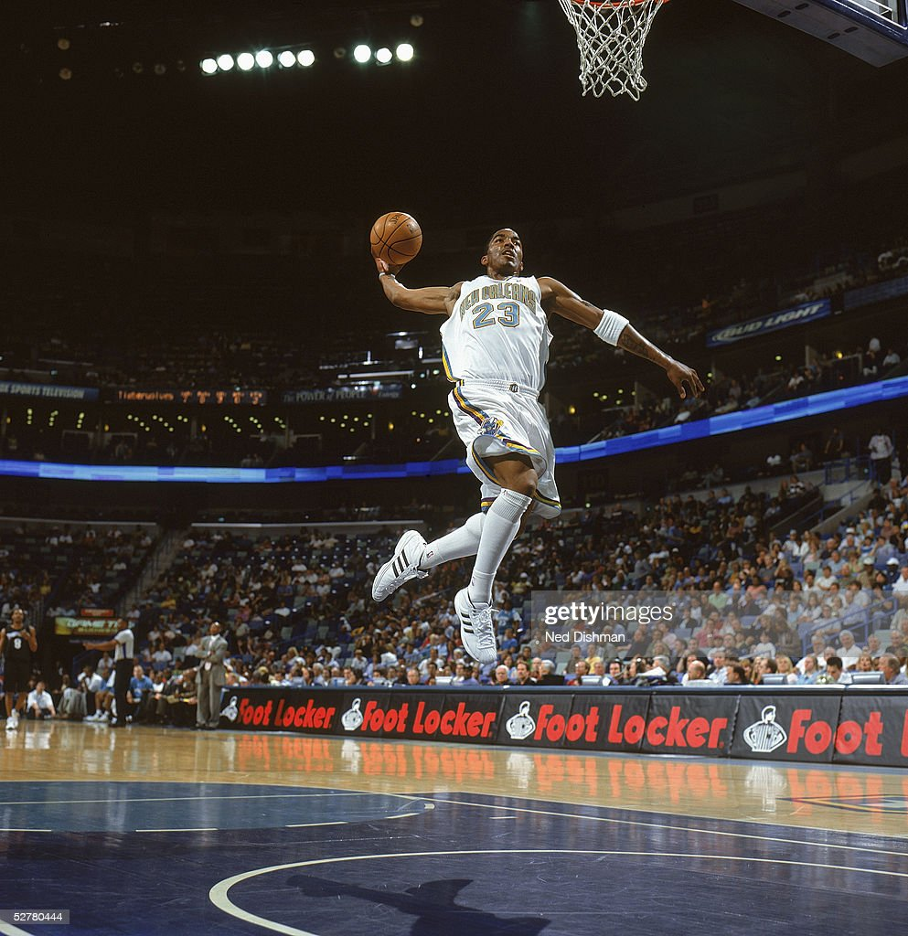 Minnesota Timberwolves v New Orleans Hornets : News Photo