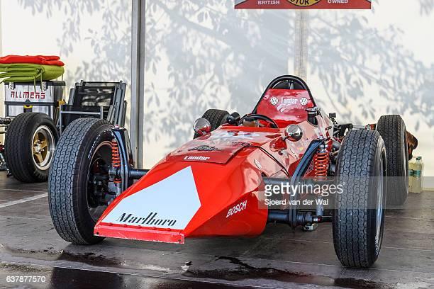 smithfield landar formula v racing car - concours stock photos and pictures