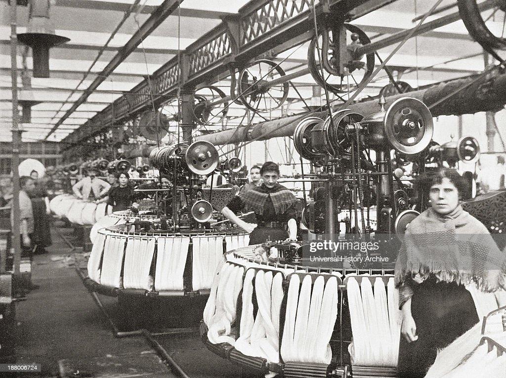 Smith's Woolcombing Works, Bradford, West Yorkshire ...