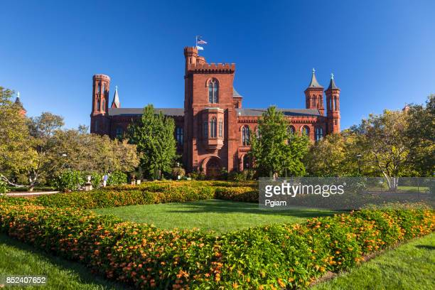 Smithsonian Institut Schloss Washington DC