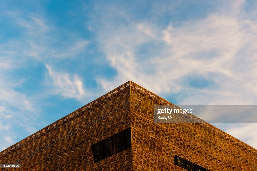 Smithsonian Institution – National Museum of African American History and Culture : Stock Photo