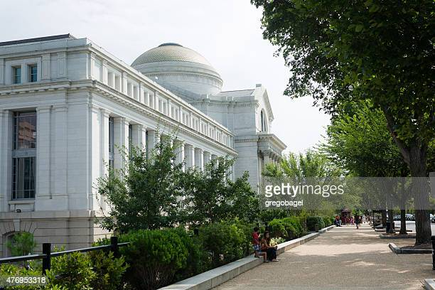 smithsonian national museum of natural history in washington, dc - natural history museum stock pictures, royalty-free photos & images