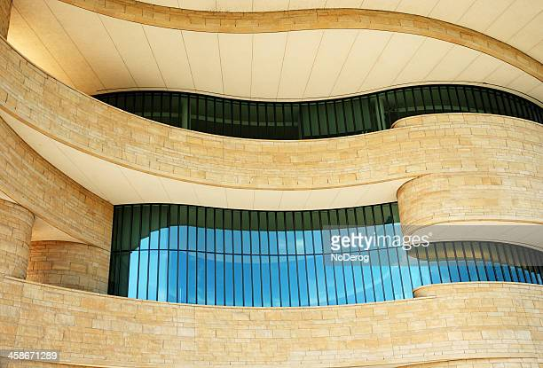 smithsonian national museum of the american indian - smithsonian institution stock pictures, royalty-free photos & images