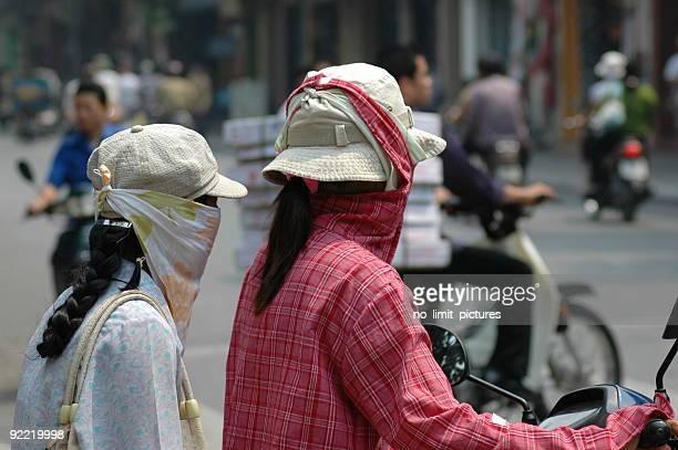 Smog in Vietnam