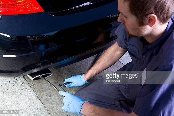 smog testing - smog stock pictures, royalty-free photos & images