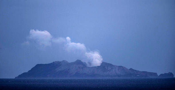 NZL: Several Dead Following Volcanic Eruption On Bay of Plenty