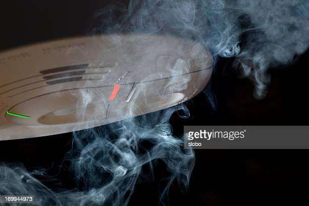 Détecteur de fumée et