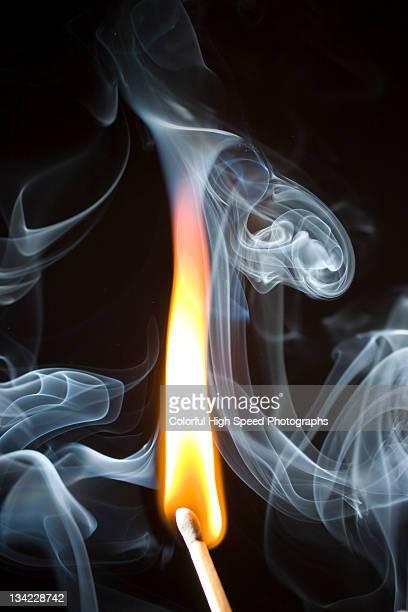 Smoke and match