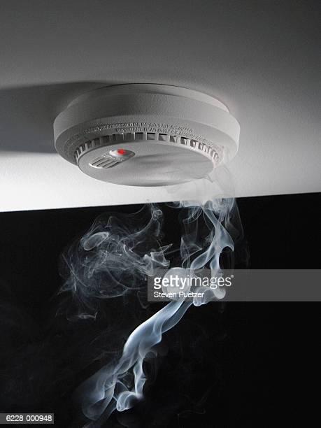 Smoke and Smoke Alarm