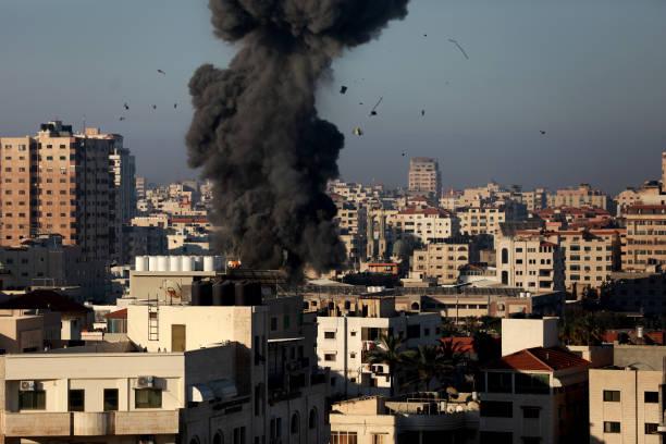 GZA: Palestine Israel Conlict
