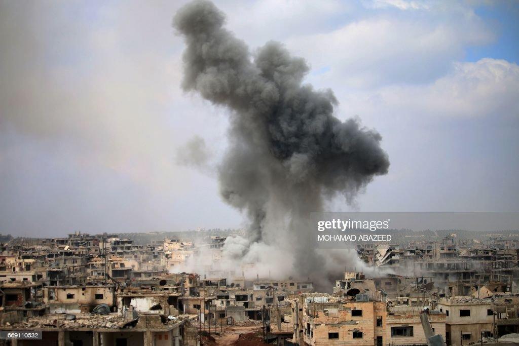 SYRIA-CONFLICT : Nachrichtenfoto