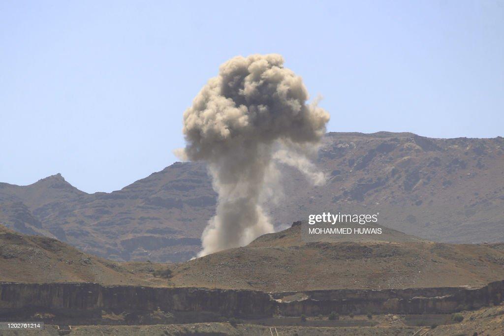 YEMEN-CONFLICT-SAUDI : News Photo