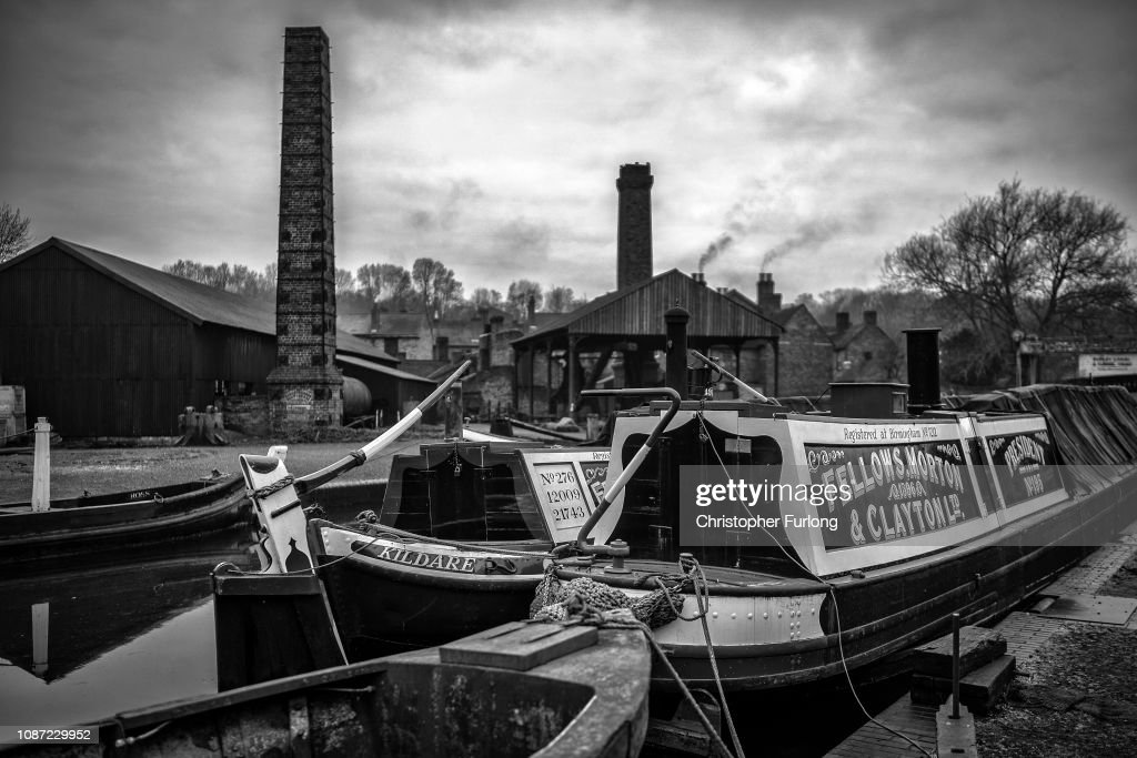 GBR: Black Country Museum Celebrates 40 Years