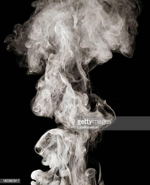 Fumée du barbecue