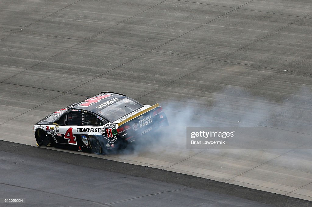 NASCAR Sprint Cup Series Citizen Solider 400 : News Photo
