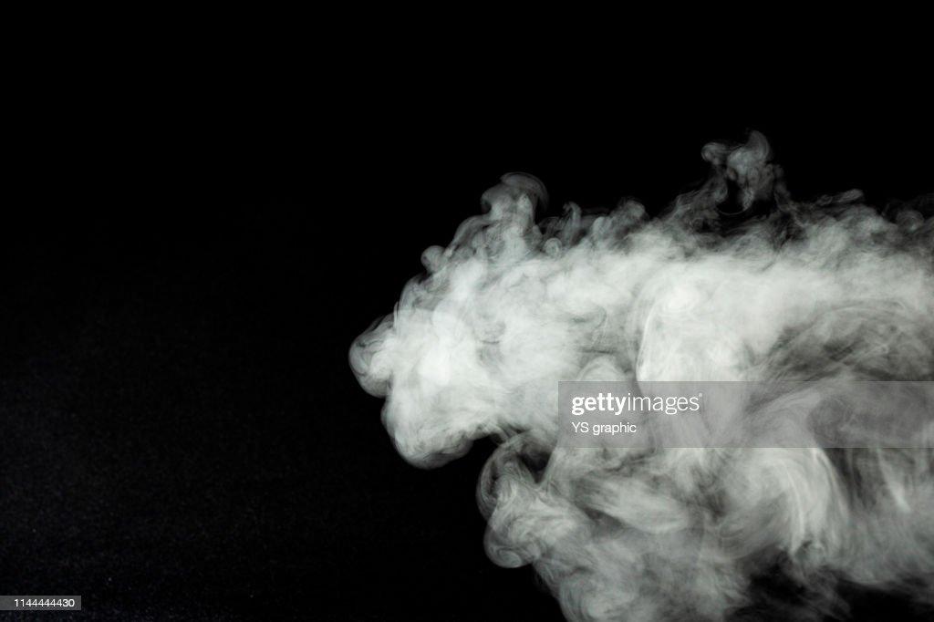 VAPE smoke : Stock Photo