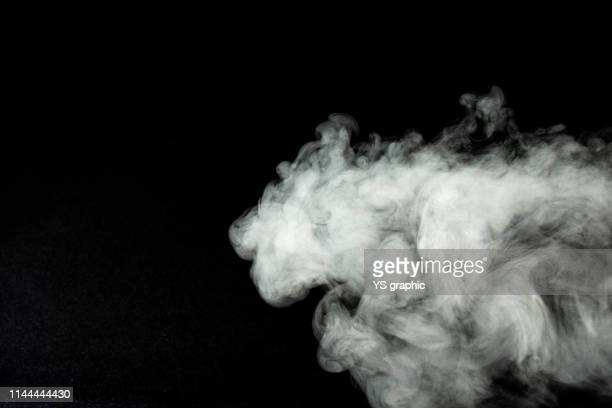 vape smoke - fog stock pictures, royalty-free photos & images