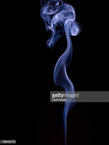 smoke - incense stock photos and pictures