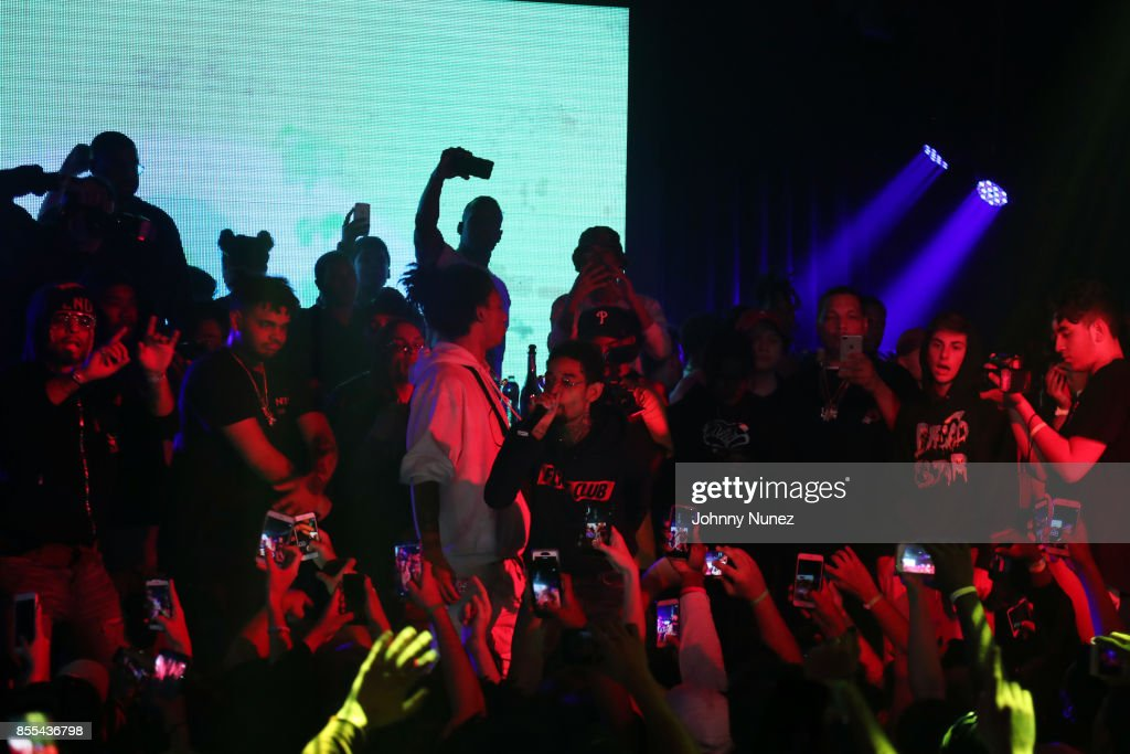 Smoke Purpp And Friends In Concert - New York, NY