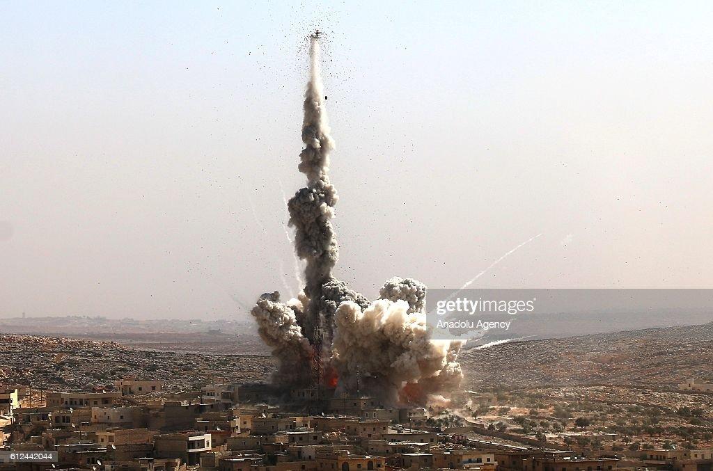 Syrian Civil War : News Photo