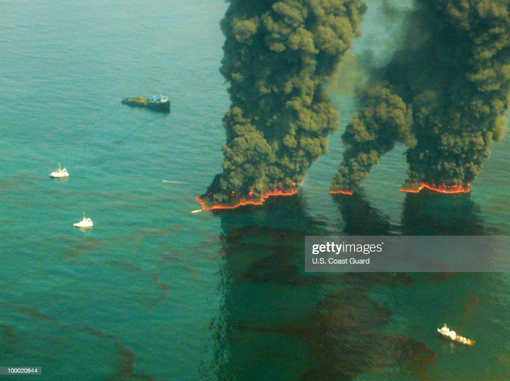 Gulf Coast Struggles With Oil Spill And Its Economic Costs : News Photo