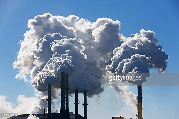 Smoke stacks