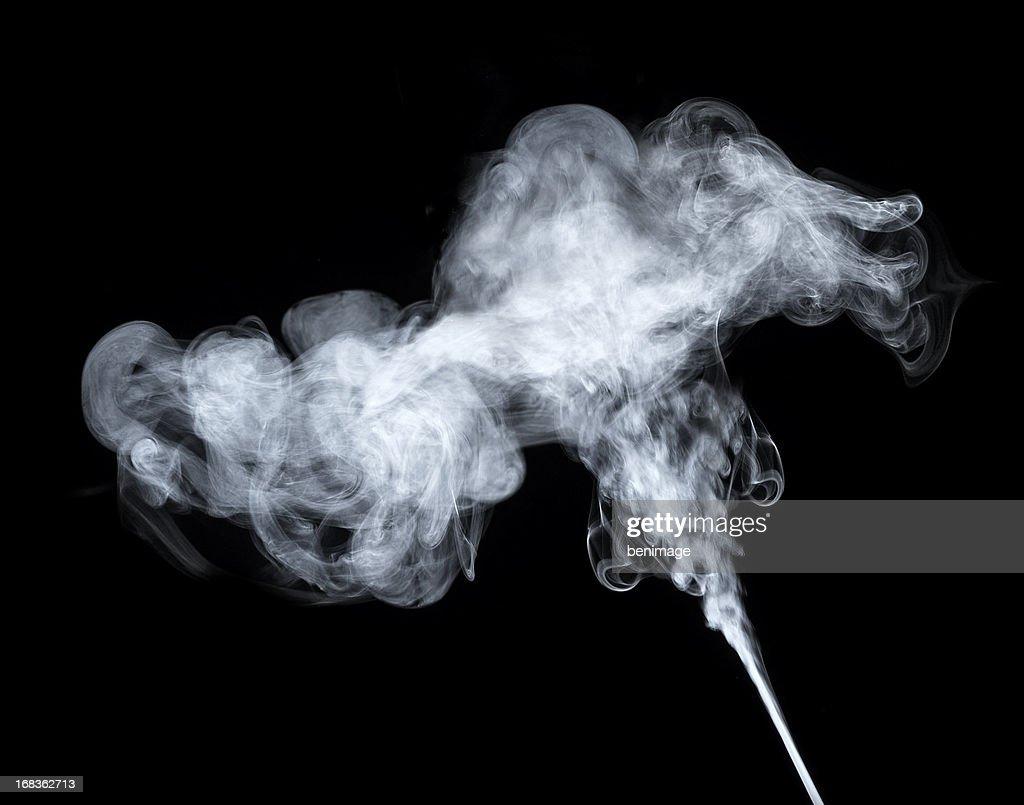 Rauch Dampfbad : Stock-Foto