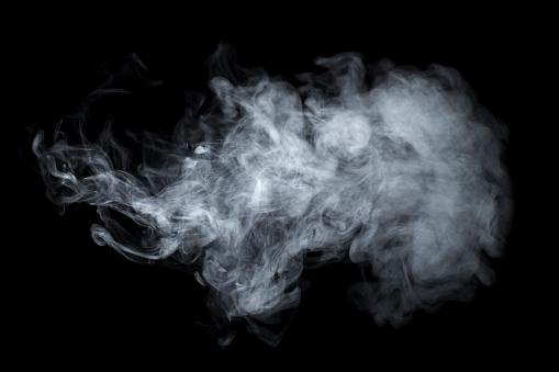 Smoke - Steam Vaping Background Fog 655798098