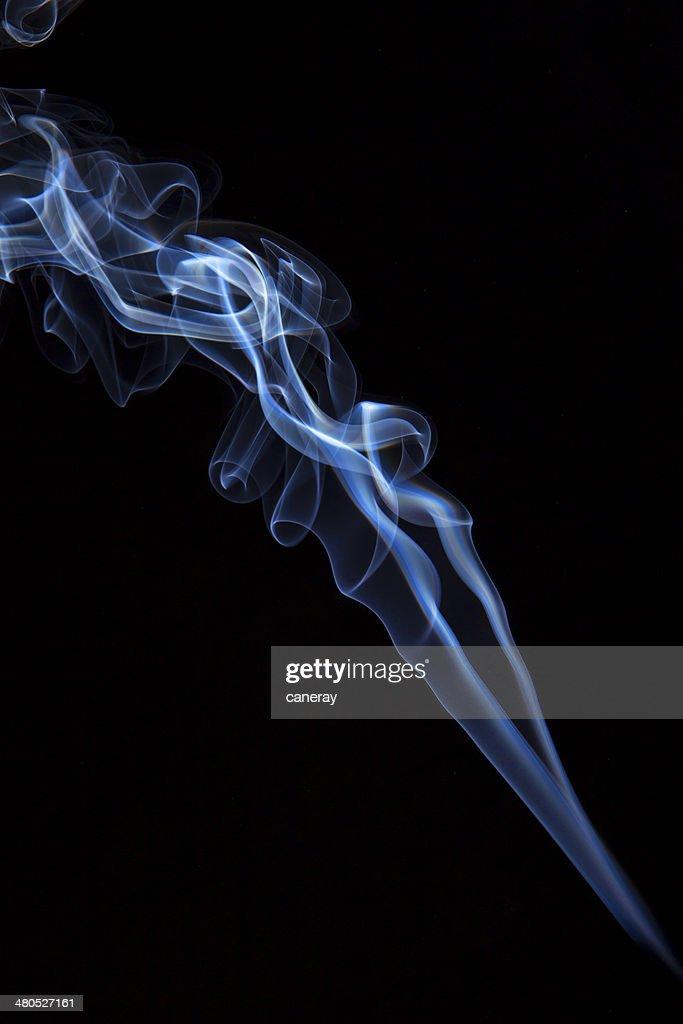 Fumo-Immagine Stock : Foto stock