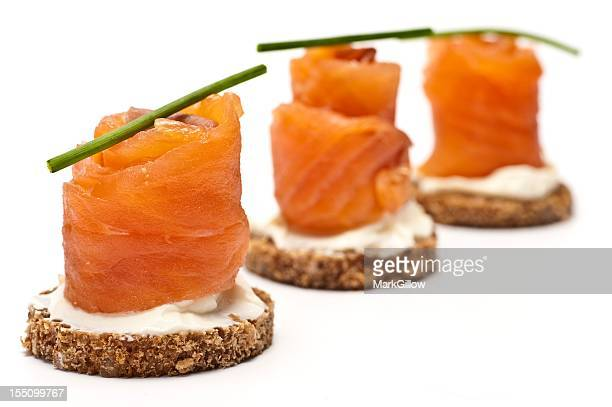 Smoked Salmon Appetiser