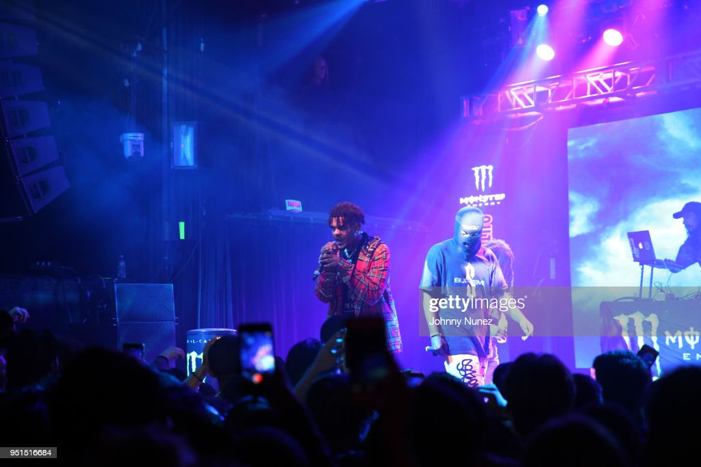 Smoke Purpp In Concert - New York, NY