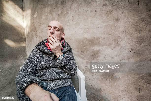 smoker - alex potemkin or krakozawr stock pictures, royalty-free photos & images