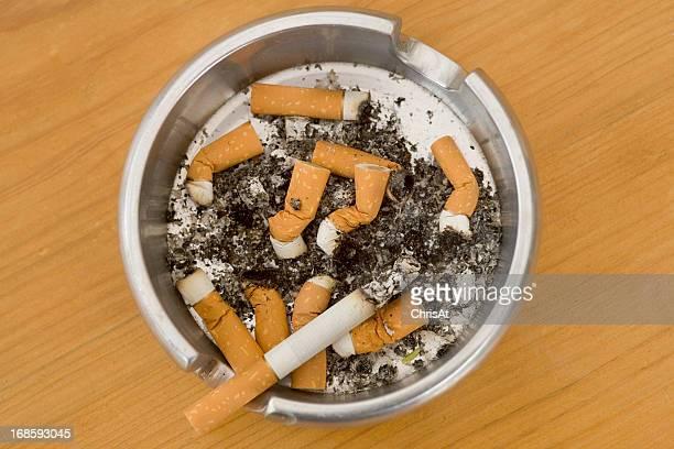 Smokers ashtray
