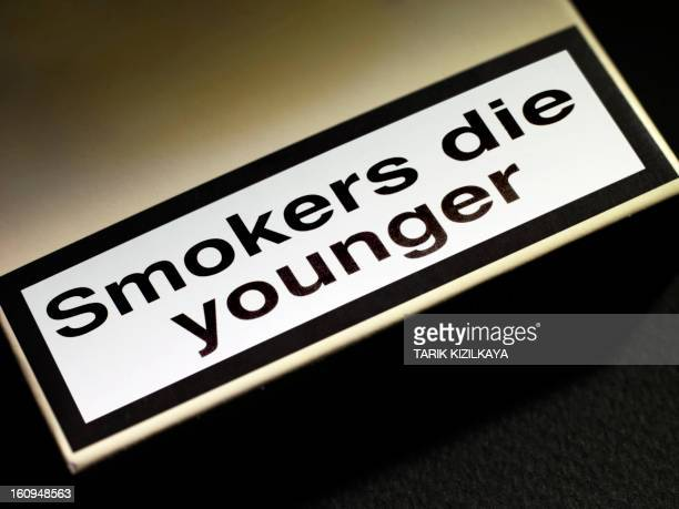 smokers die younger