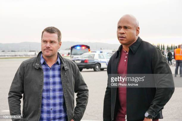 Smokescreen Part II Pictured Chris O'Donnell and LL COOL J As the team continues to search for a terrorist cell in Los Angeles Callen and Sam remain...
