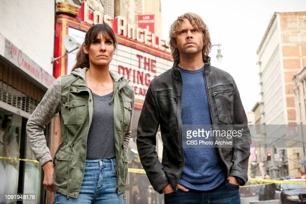 Smokescreen Part II Pictured Daniela Ruah and Eric Christian Olsen As the team continues to search for a terrorist cell in Los Angeles Callen and Sam...