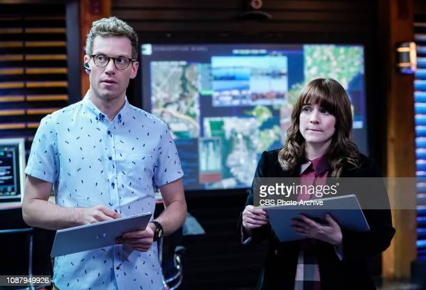 Smokescreen Pictured Barrett Foa and Renée Felice Smith The NCIS team partners with the FBI to locate a terrorist cell in Los Angeles believed to be...