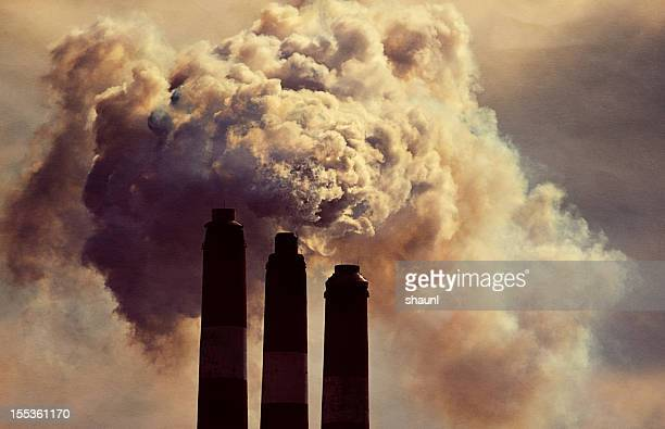 smokestack - pollution stock pictures, royalty-free photos & images