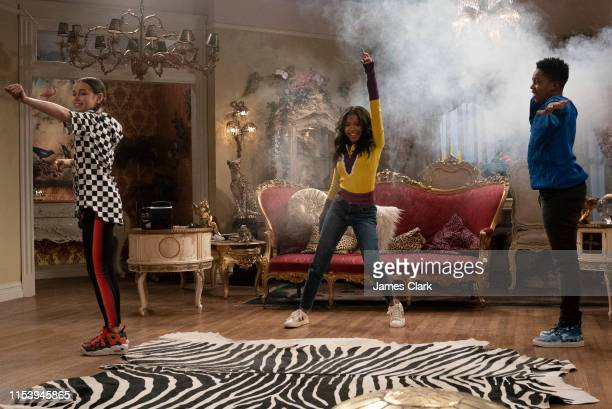 S HOME Smokey Flow Booker Tess and Nia form a music group The ChiLective with Levi as their video director Things get out of hand when they try and...