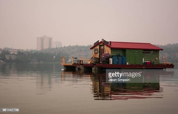 Smokey Morning on the Lake