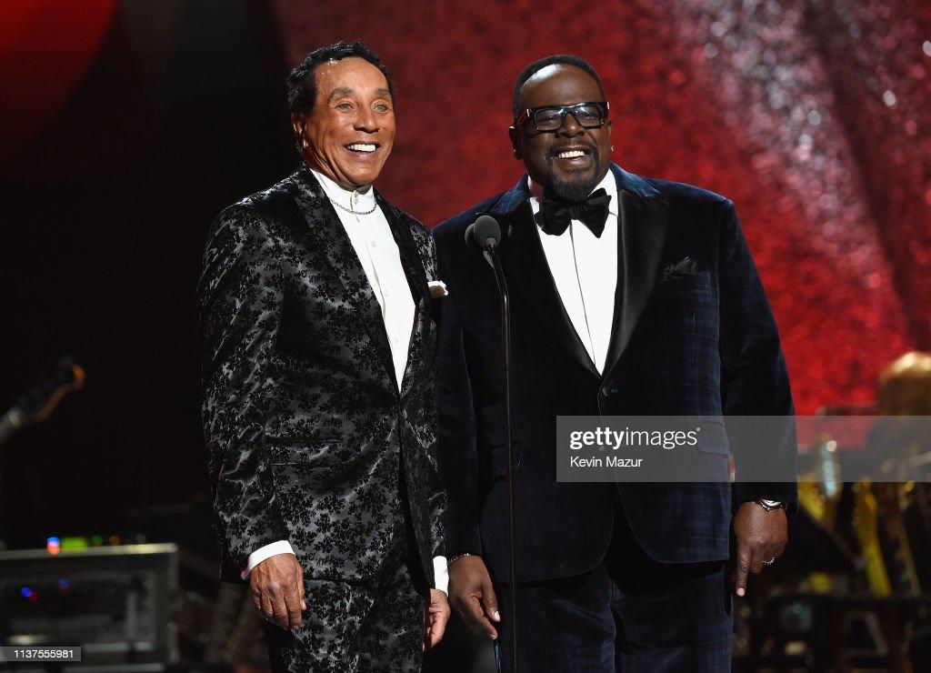 CA: Motown 60: A GRAMMY Celebration