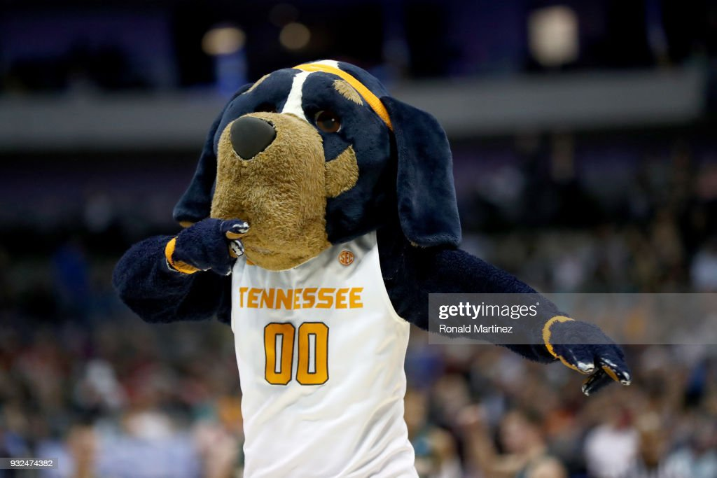 Wright State v Tennessee : News Photo