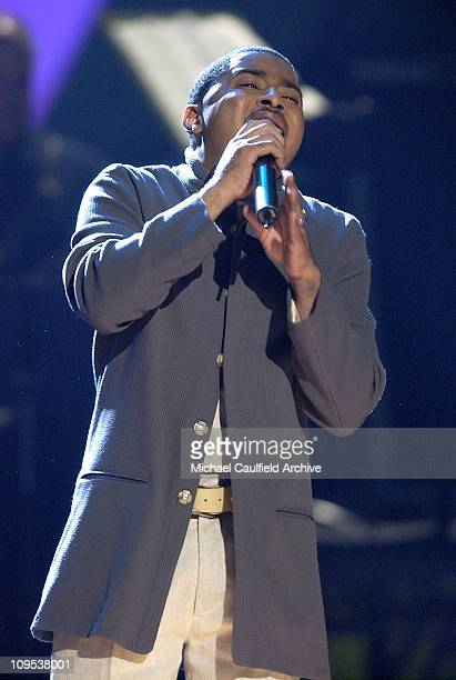 Smokie Norful performs It's All About You during 4th Annual BET Awards Show at Kodak Theatre in Hollywood California United States