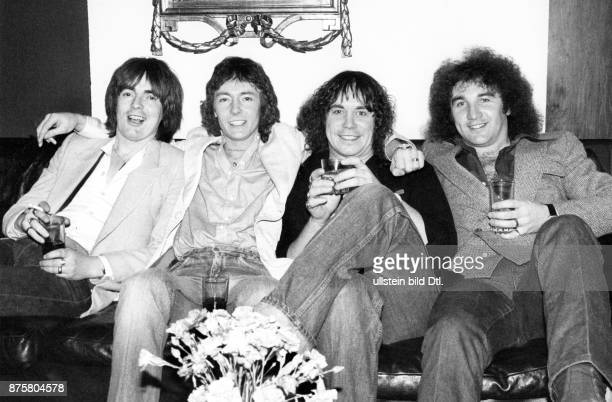 Smokie rock band UK Pete Spencer Chris Norman Alan Silson Terry Uttley