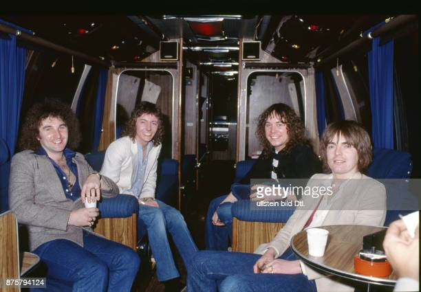 Smokie rock band UK Terry Uttley Chris Norman Alan Silson Pete Spencer