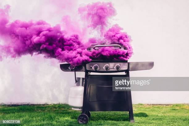 Smoking Barbecue