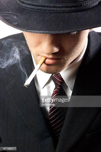 Smoking Gangster